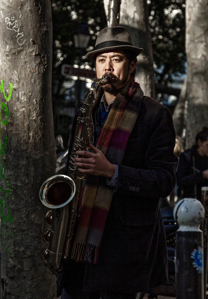 Sur un air de jazz
