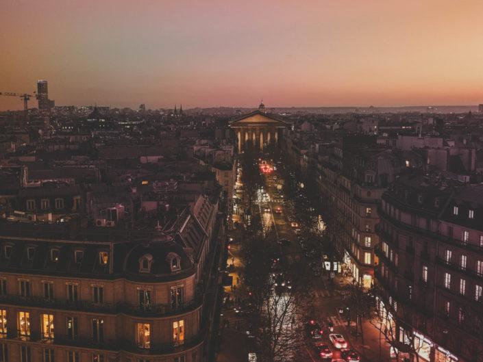 Mood of Paris