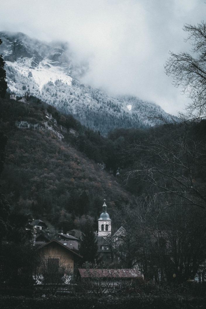 A l'aube de l'hiver